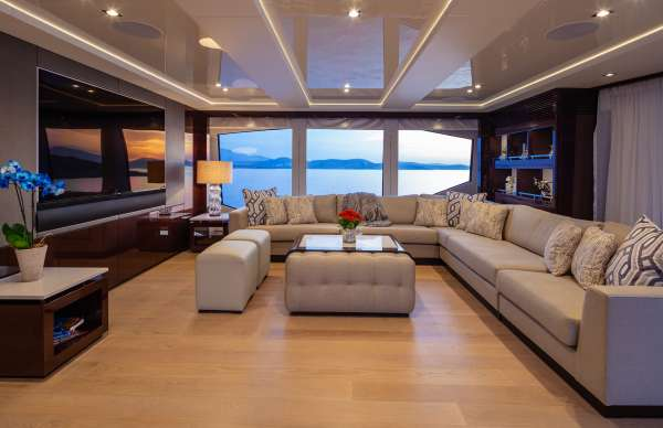 Yacht AQUA LIBRA 131 - 11