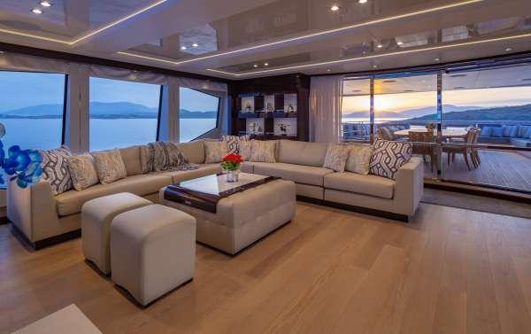 Yacht AQUA LIBRA 131 - 12