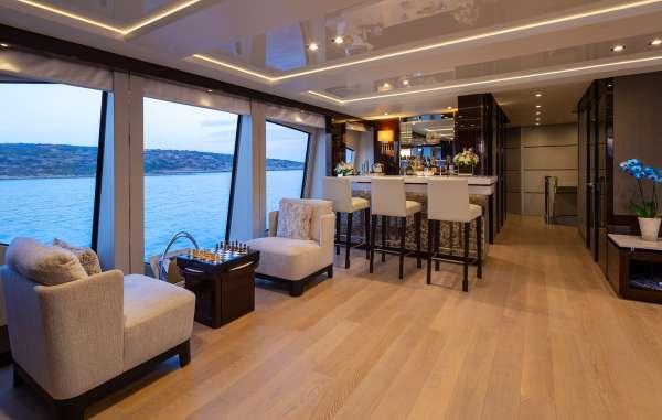 Yacht AQUA LIBRA 131 - 13