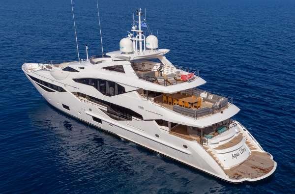 Yacht AQUA LIBRA 131 - 18