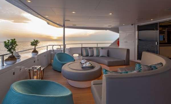 Yacht AQUA LIBRA 131 - 4