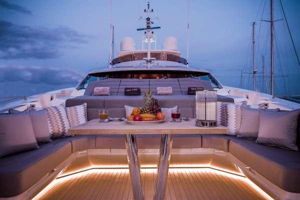 Yacht AQUA LIBRA 131 - 5