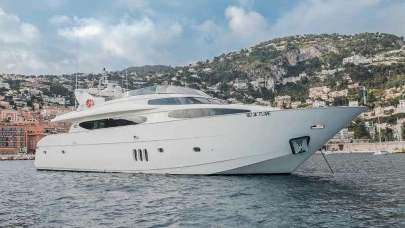 Yacht Beija Flore