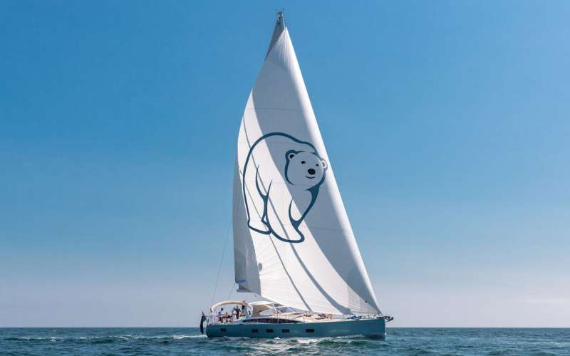 Yacht Polar Bear