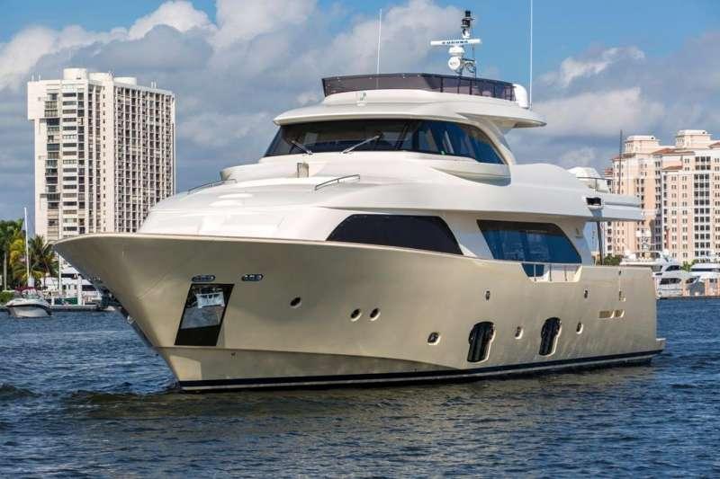 Yacht SLAINTE III