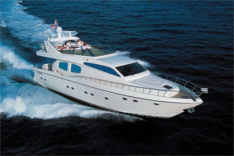 Charter with ALBATROS on compassyachtcharters.com
