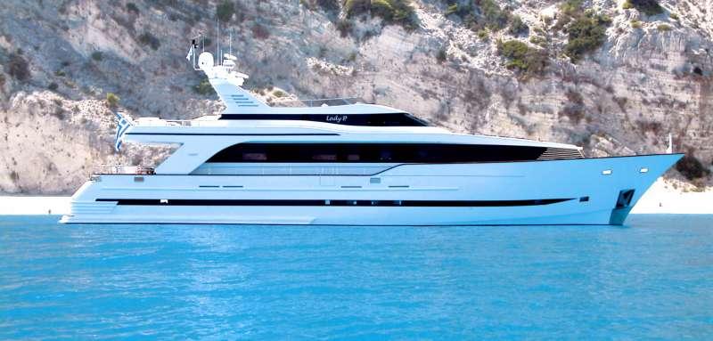 Yacht LADY P