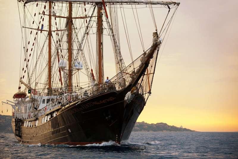 Yacht Signora del Vento