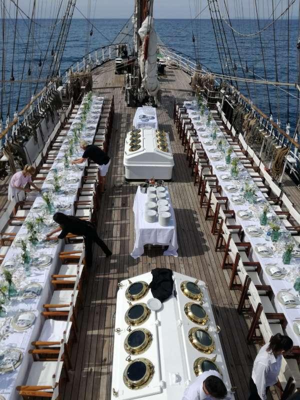 Yacht Signora del Vento - 10