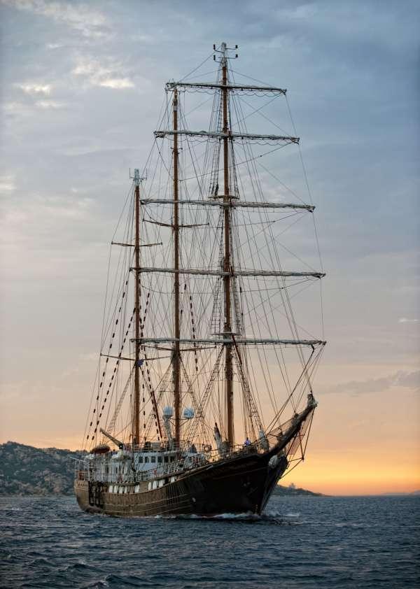 Yacht Signora del Vento 3