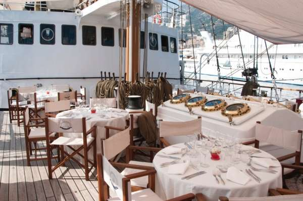 Yacht Signora del Vento - 8