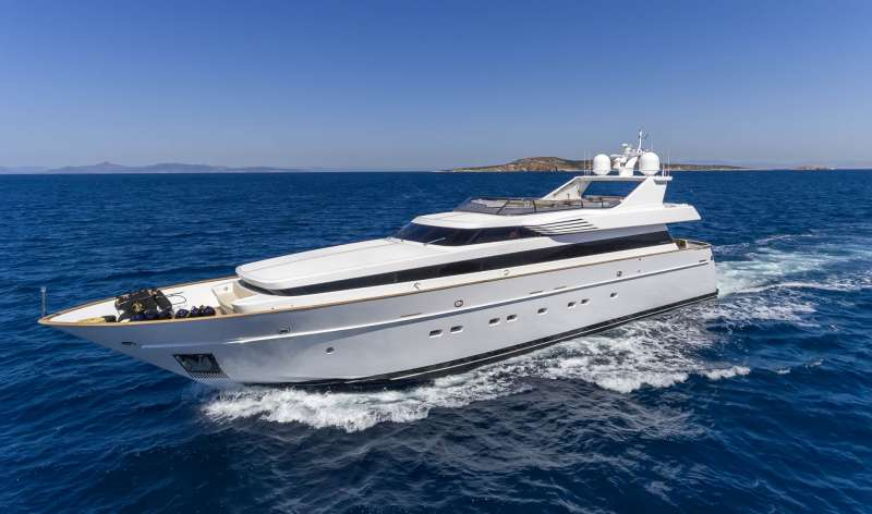 Yacht ALEXIA AV