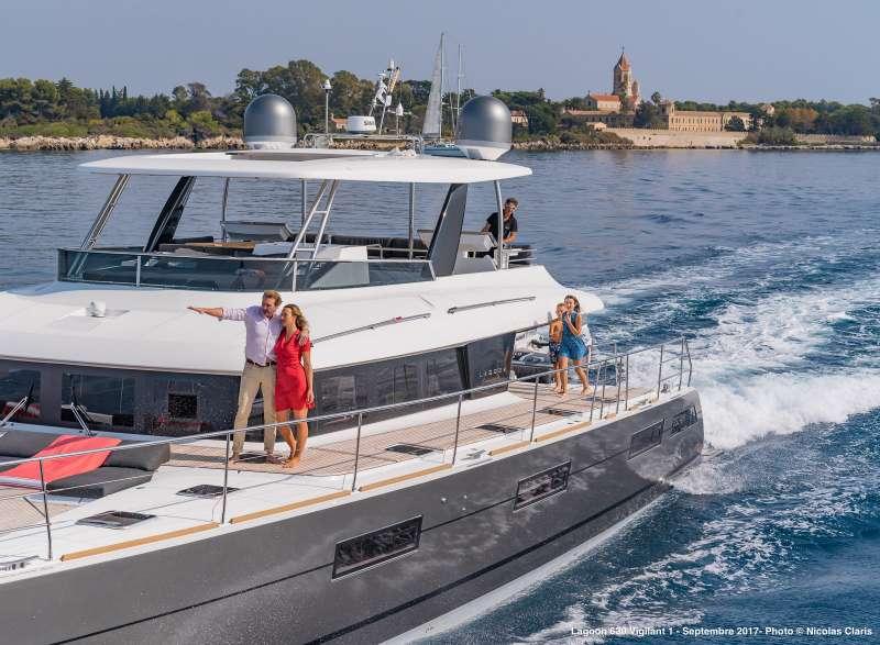 Yacht VIGILANT 1