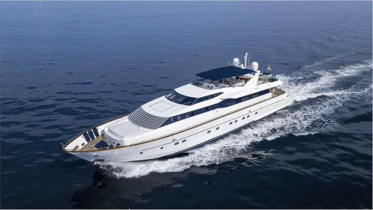 Yacht MIJA (GALEON 460 FLYBRIDGE)