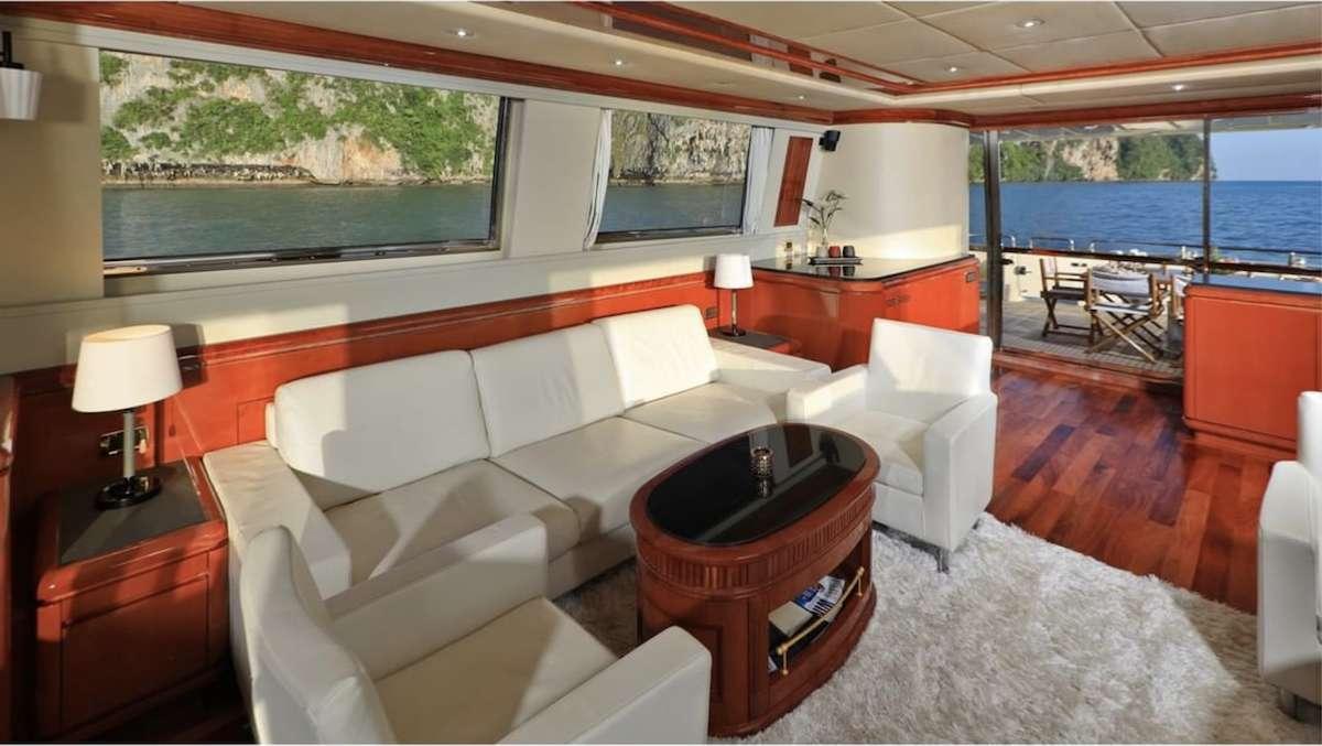 Yacht MIJA (GALEON 460 FLYBRIDGE) - 13