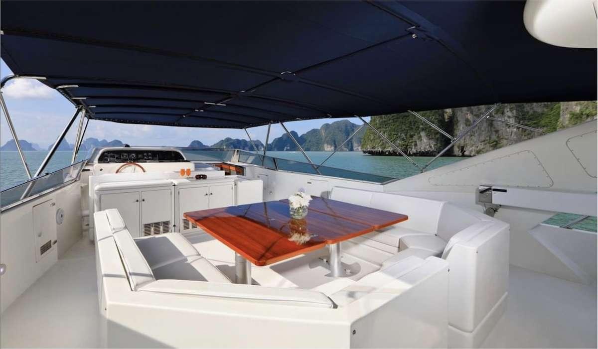 Yacht MIJA (GALEON 460 FLYBRIDGE) - 15