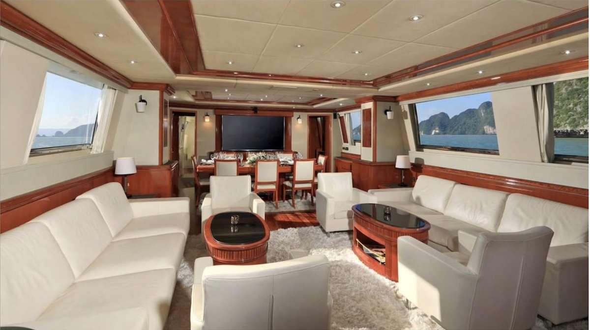Yacht MIJA (GALEON 460 FLYBRIDGE) 2