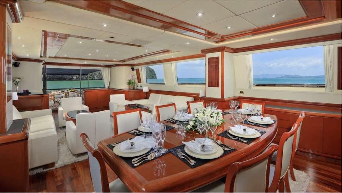 Yacht MIJA (GALEON 460 FLYBRIDGE) 3