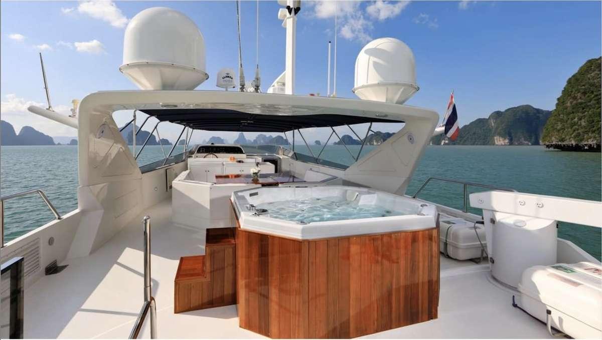 Yacht MIJA (GALEON 460 FLYBRIDGE) - 4