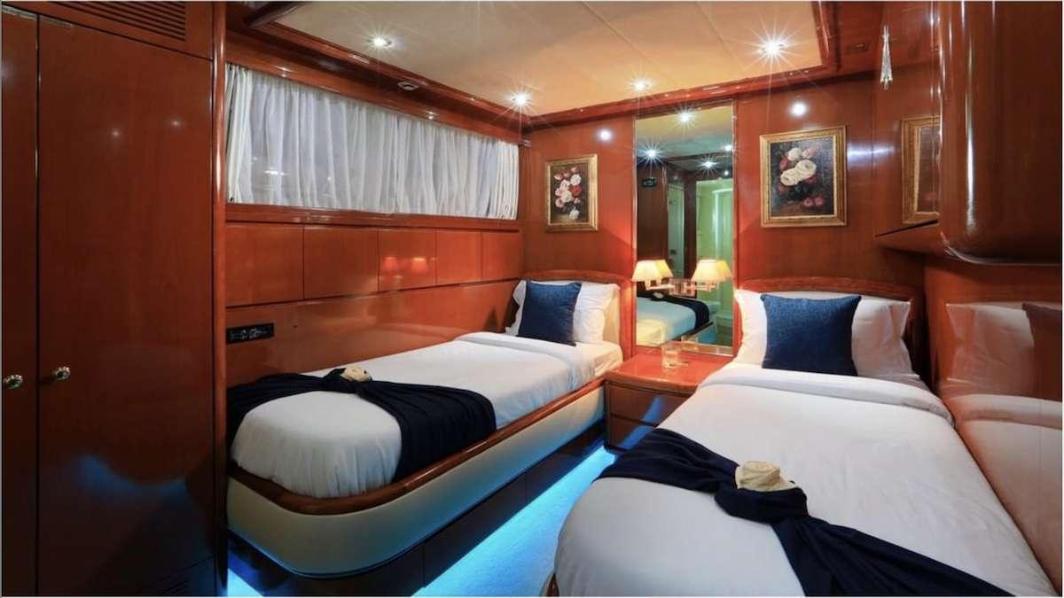 Yacht MIJA (GALEON 460 FLYBRIDGE) - 8