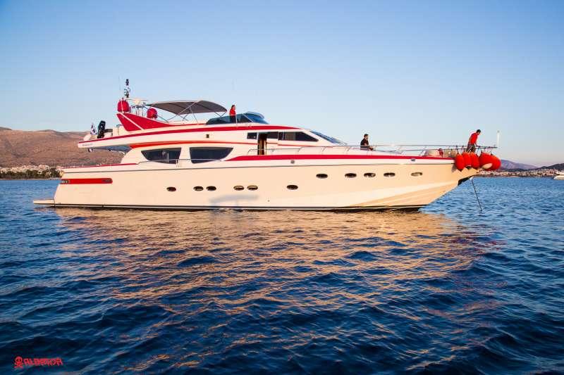 Yacht ALBATOR