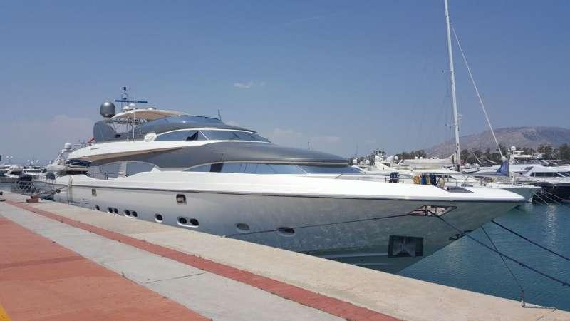 Yacht ALBATOR 2