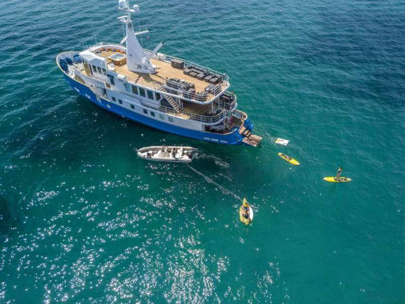 Yacht ALTER EGO 108