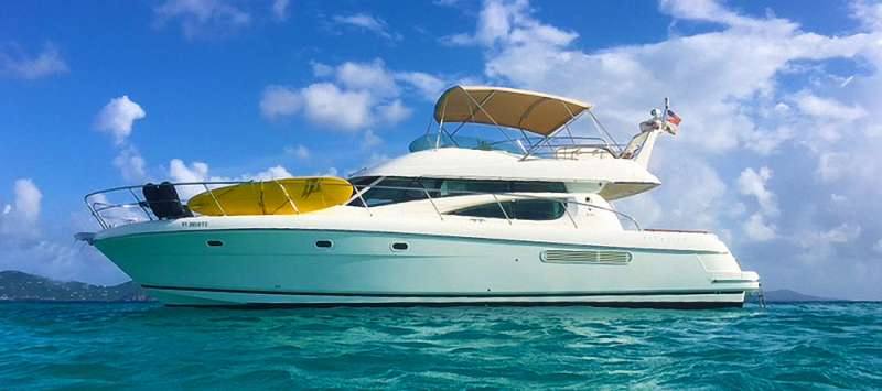 Charter with AMAZING GRACE (Power) on compassyachtcharters.com