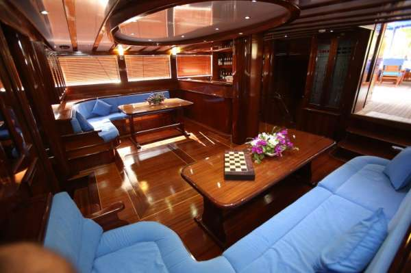 Yacht SEMERCIOGLU IV - 5