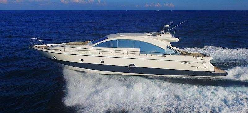 Yacht ANNA