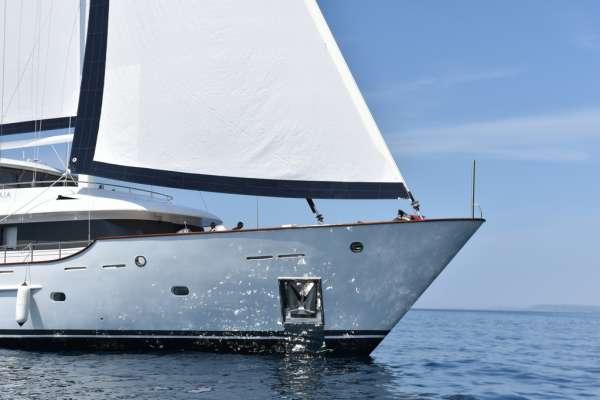Yacht AIAXAIA - 18