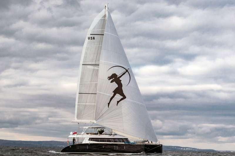 Yacht DIANA