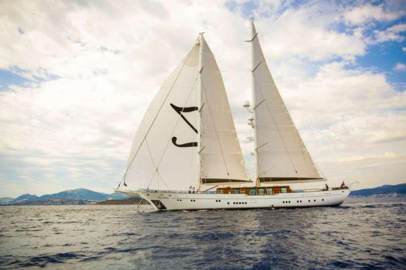 Yacht ZANZIBA