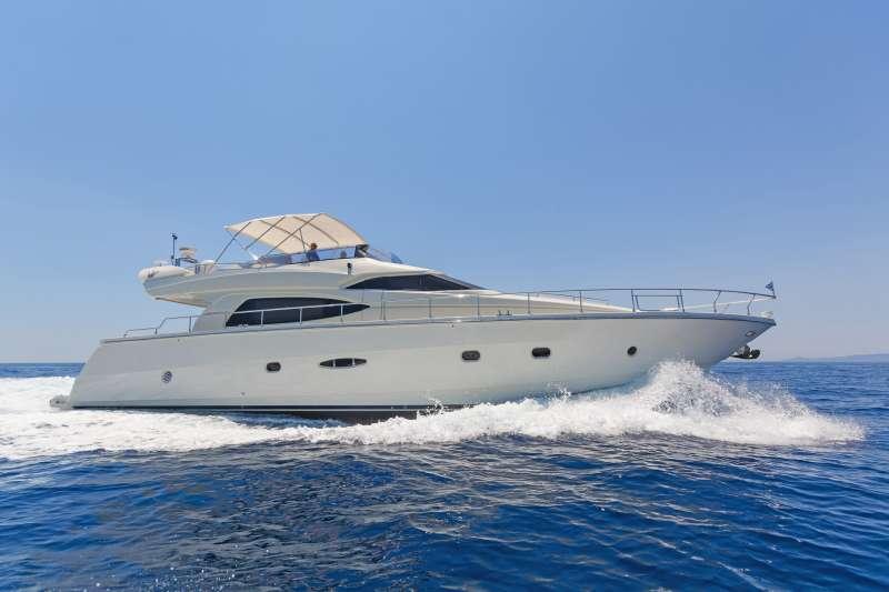 Yacht BELUGA