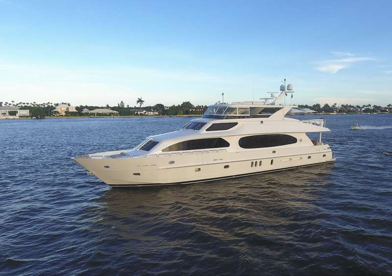Yacht Lady Deena II