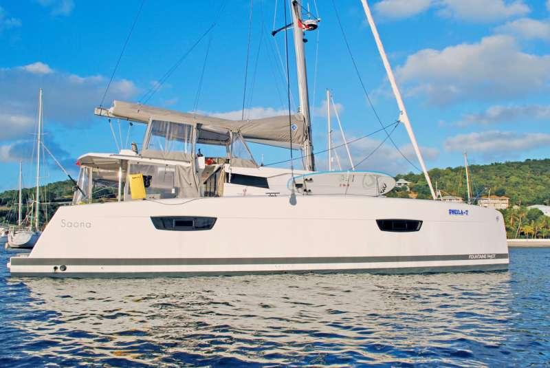 Yacht Sheila T