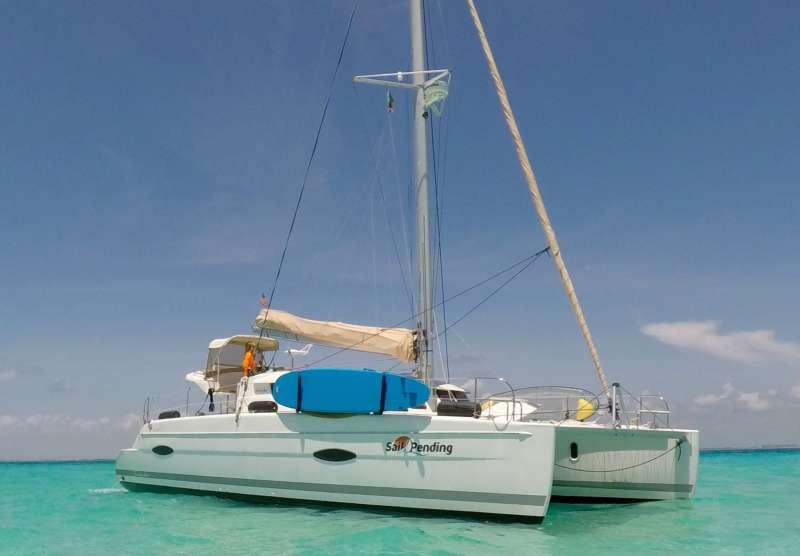 Yate Sail Pending