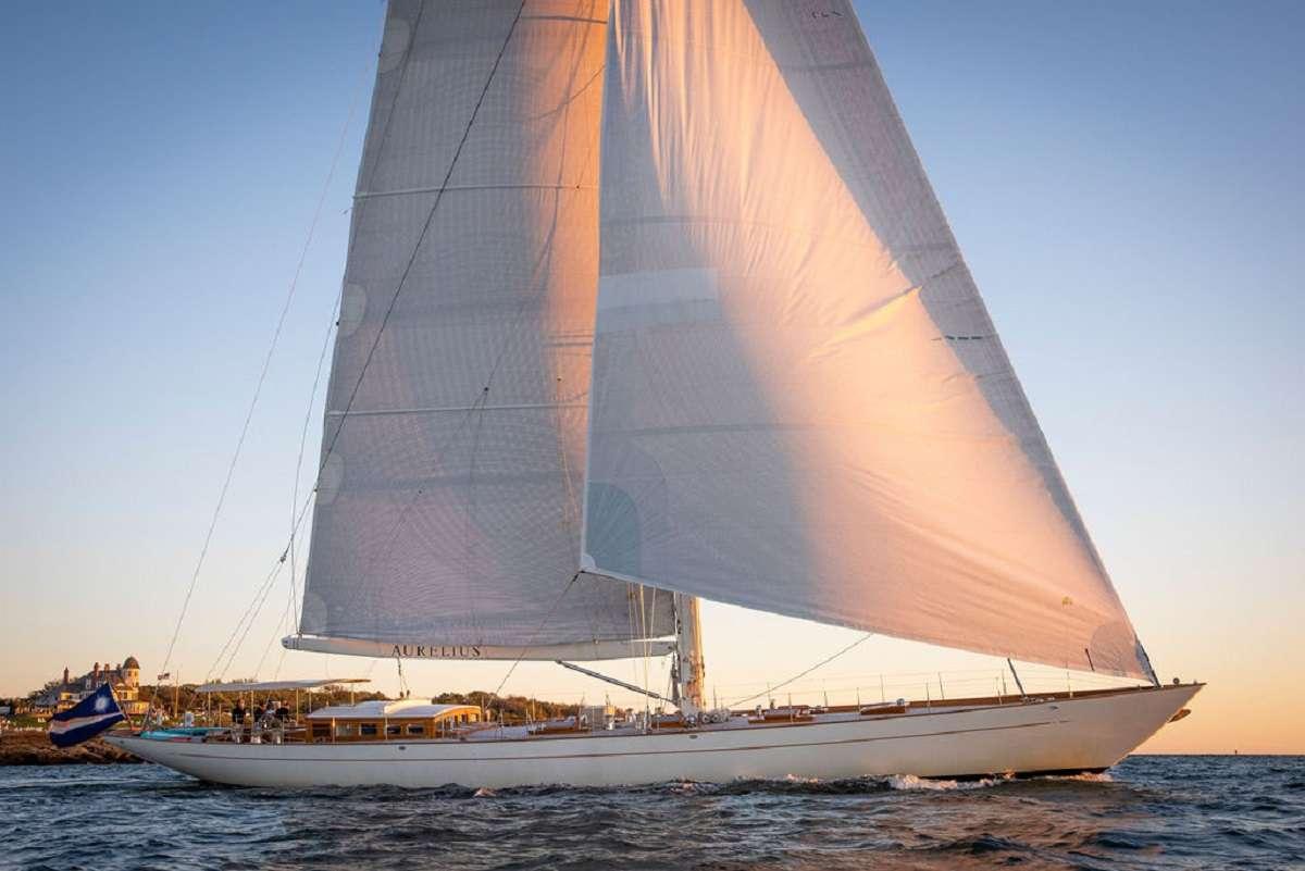 Yacht Aurelius 111