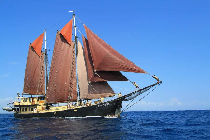 Imbarcazione ADELAAR