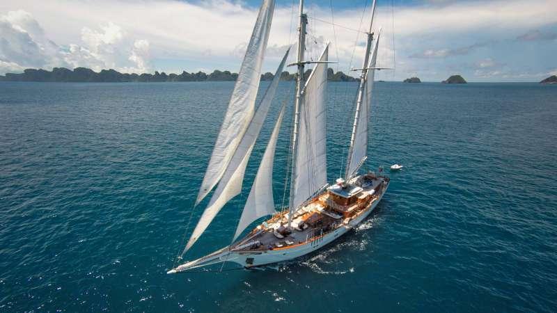 Imbarcazione Mutiara Laut
