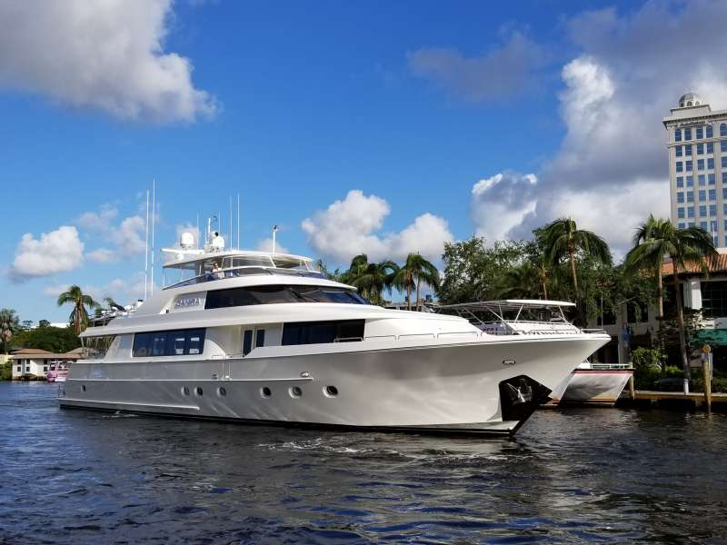 Charter with Canira on compassyachtcharters.com