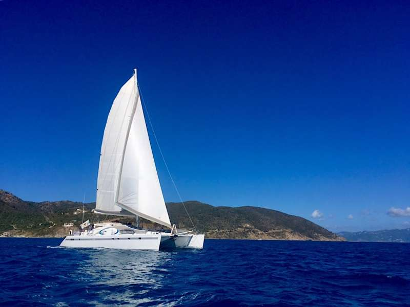 Charter with KELEA on compassyachtcharters.com