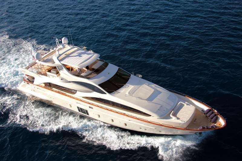 Yacht ANDIAMO!
