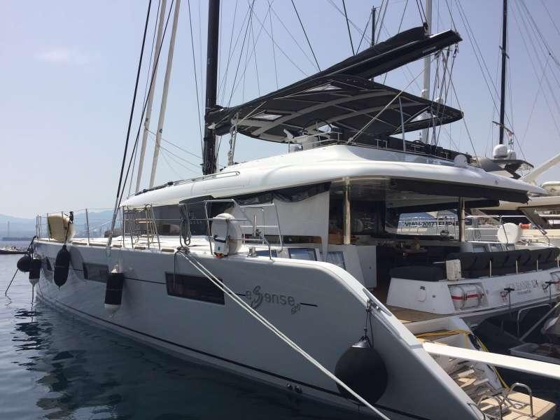 Imbarcazione Soleanis II