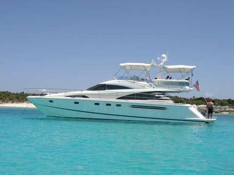 Yacht RACHELI