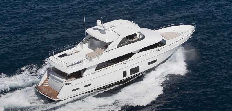 Yacht ENTREPRENEUR