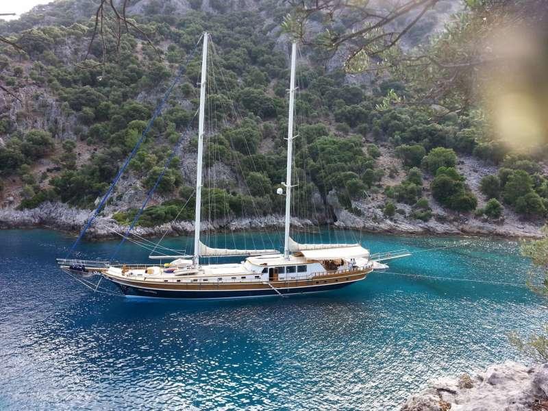 Yacht KAYA GÜNERİ 4