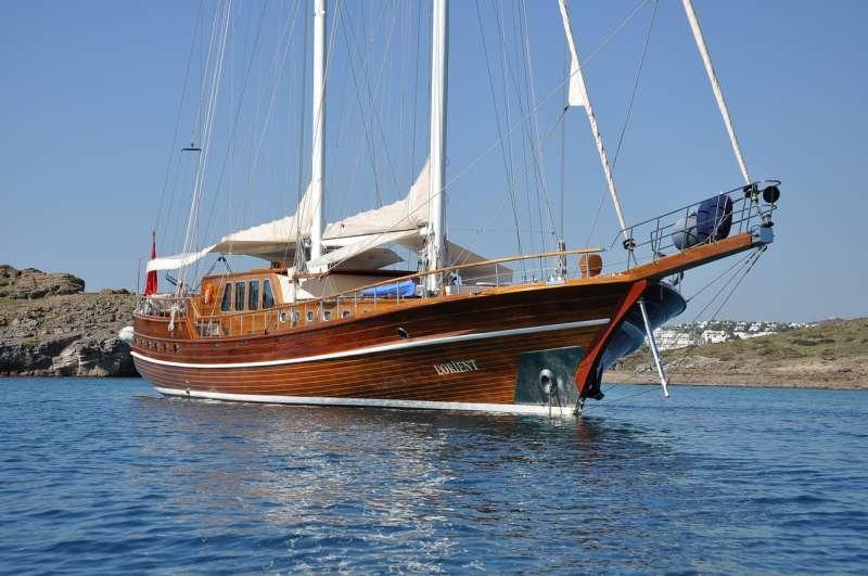 Yacht L'ORIENT