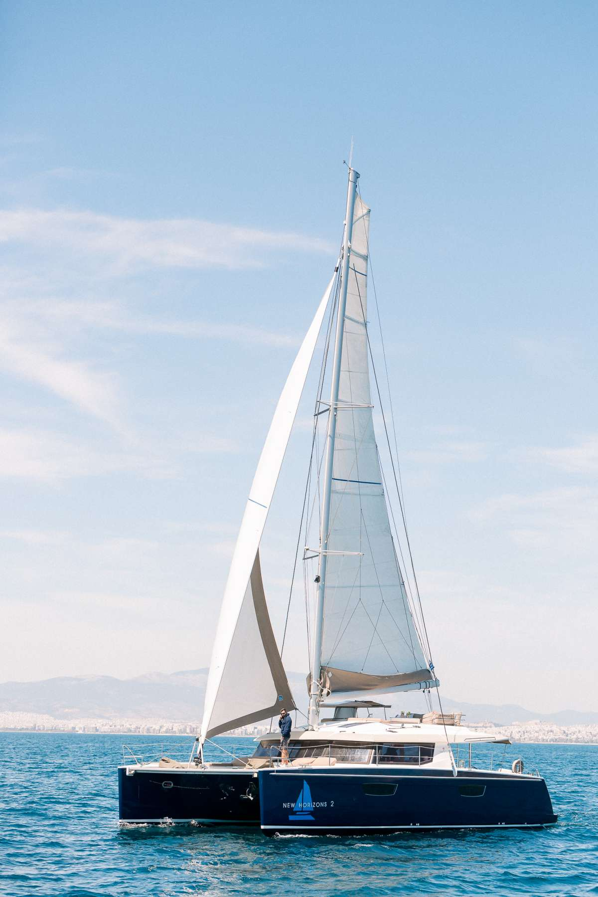 Catamaran NEW HORIZONS 2