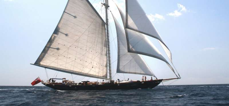 Sailing Yacht Alexa of London